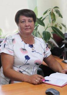 Лариса Шамсимунировна Кравченко